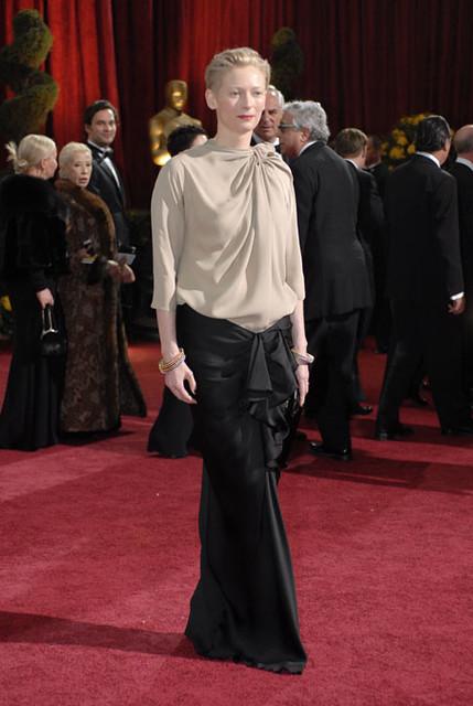 2009 Academy Awards: Tilda Swinton