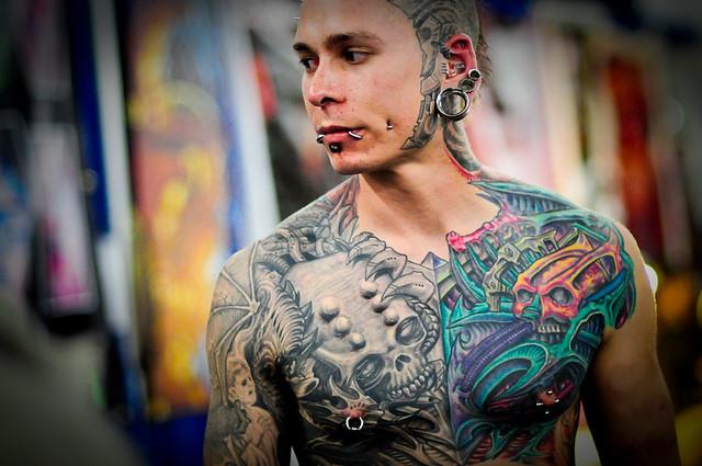 刺青 纹身 500_332