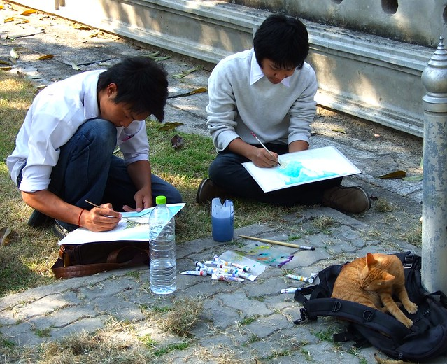 Wat Pa Pao, 22/01/2009