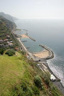Paradies für Strandgeher an der Südküste Madeiras