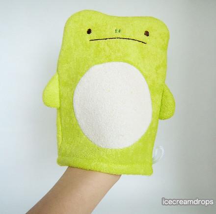 Frog Animal Body Wash Mitten Sponge Puppet Plush Japanese Kawaii Cute Bath Flickr Photo Sharing