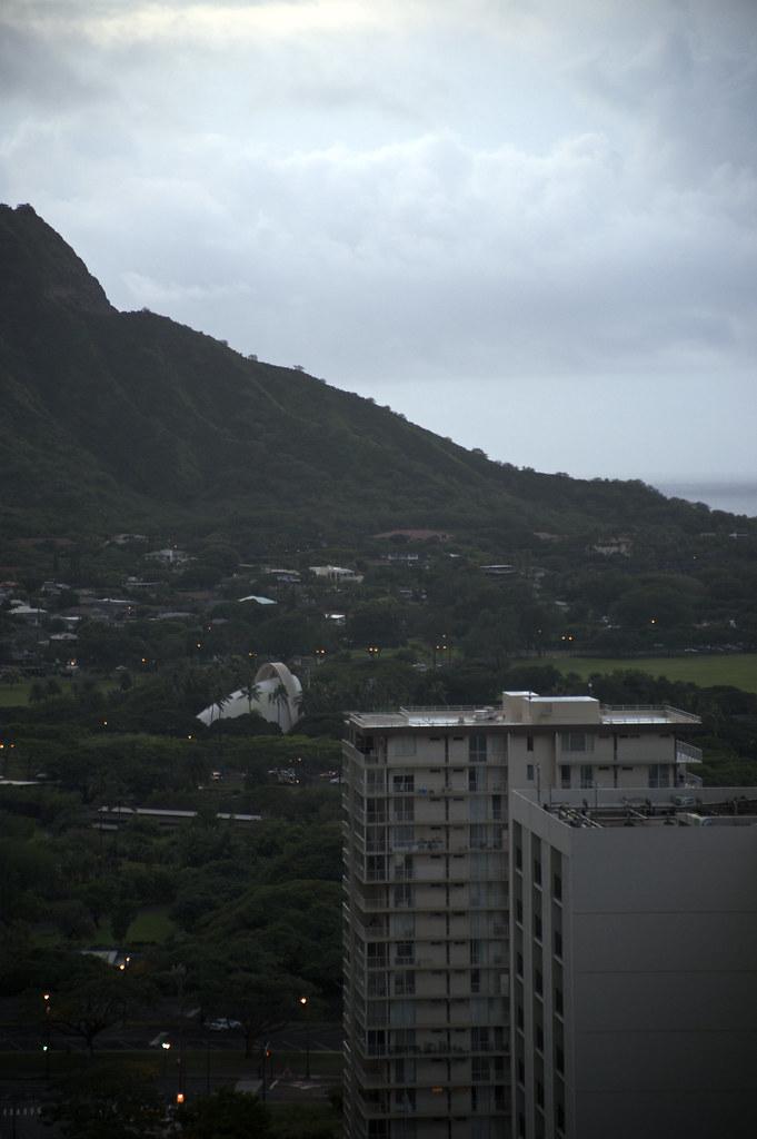 Honolulu in the Morning