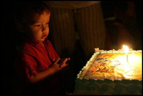 Camilo's 2nd Birthday party