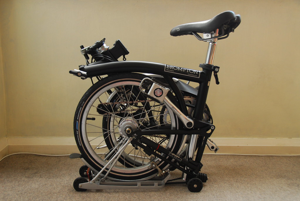 another folding bicycle
