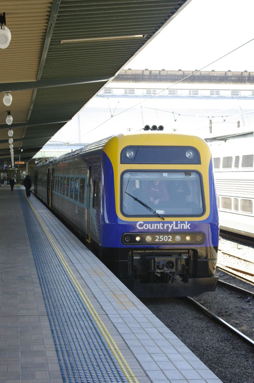 Countrylink 2502 by alco_dl500b