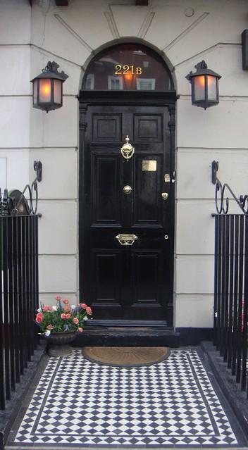 baker street 221b london