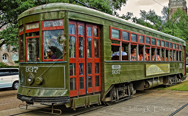 New Orleans Street Cars: Streetcar New Orleans