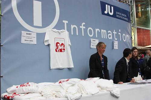 JU-Infostand