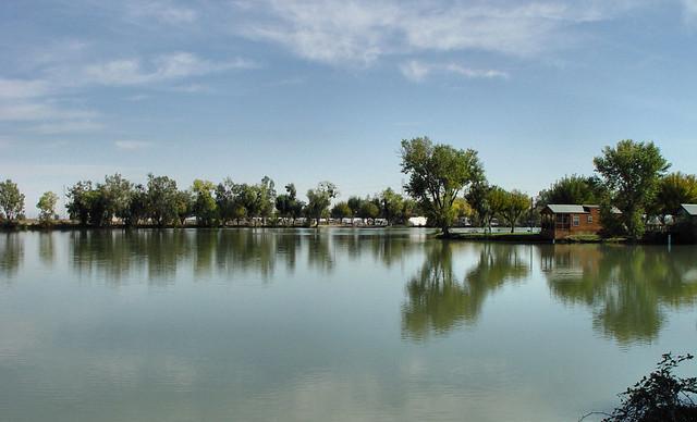 Lake Minden Reflections