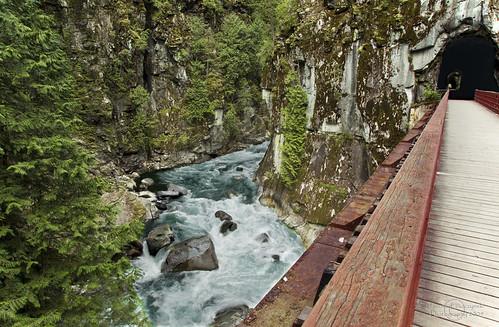 bridge river geotagged hope coquihalla kettlevalleyrailway 152 cprail othellotunnels quintette janusz leszczynski manualhdr hopenicolacattletrail geo:lat=4937019 geo:lon=121365108