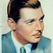 Clark Gable by shme