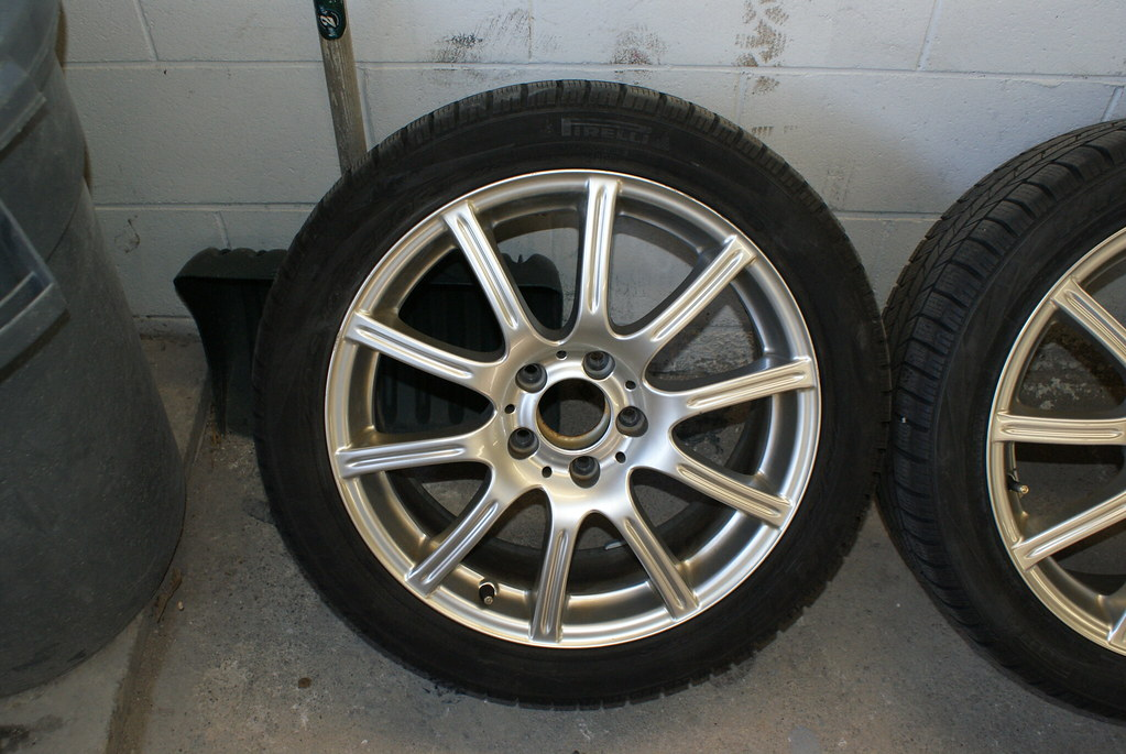 fs 17 oem mercedes wheels winter tires