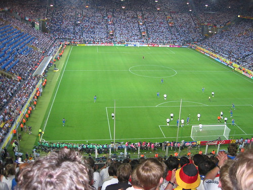 Germany v Italy