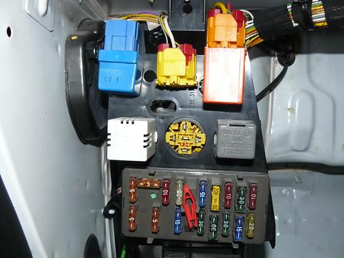 Citroen Ax Fuse Box Diagram