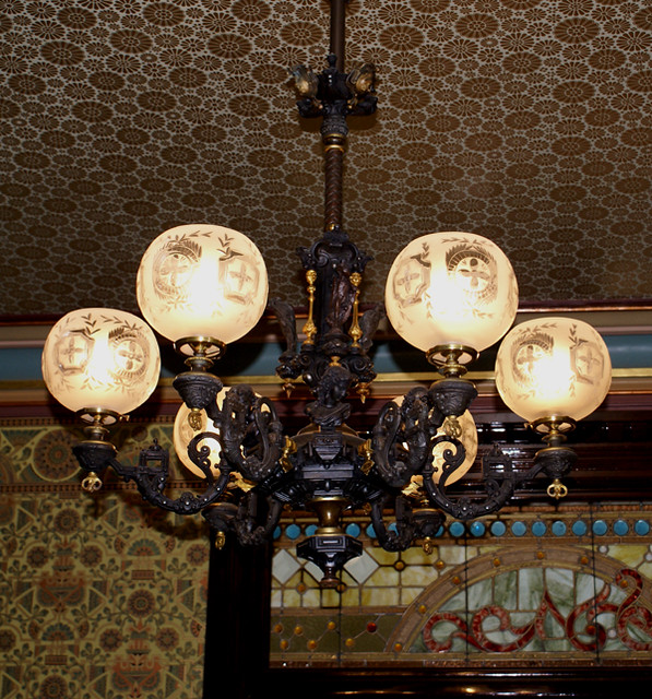 French reproduction chandelier - TheFind
