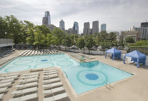 Philly pa apartments park town place apartments swimming pool flickr photo sharing for Swimming pools in philadelphia pa