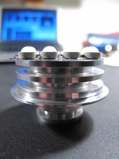 Led Headlight Bulb >> DIY H4 Led car headlight bulb   Flickr - Photo Sharing!