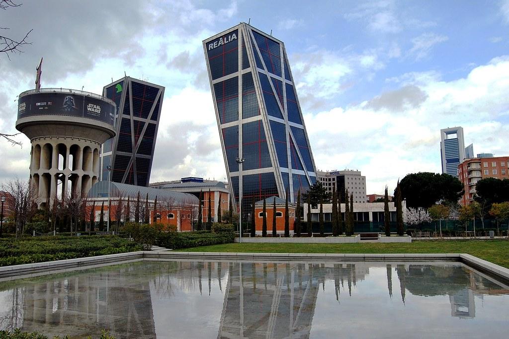 01 Plaza Castilla Depósito Canal YII y Torres KIO 16811