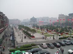 Xi'an traffic