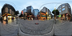 Suzuran Dori (aka Lilycup street)