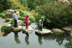 Kids at Kubota Garden, 2003 | by Seattle Municipal Archives