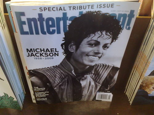 Entertainment Weekly: Michael Jackson 1958-2009