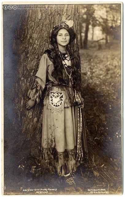 Ah-Weh-Eyu... Pretty Flower (1908)