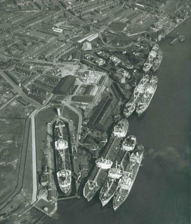 Aerial View - Smith's Docks
