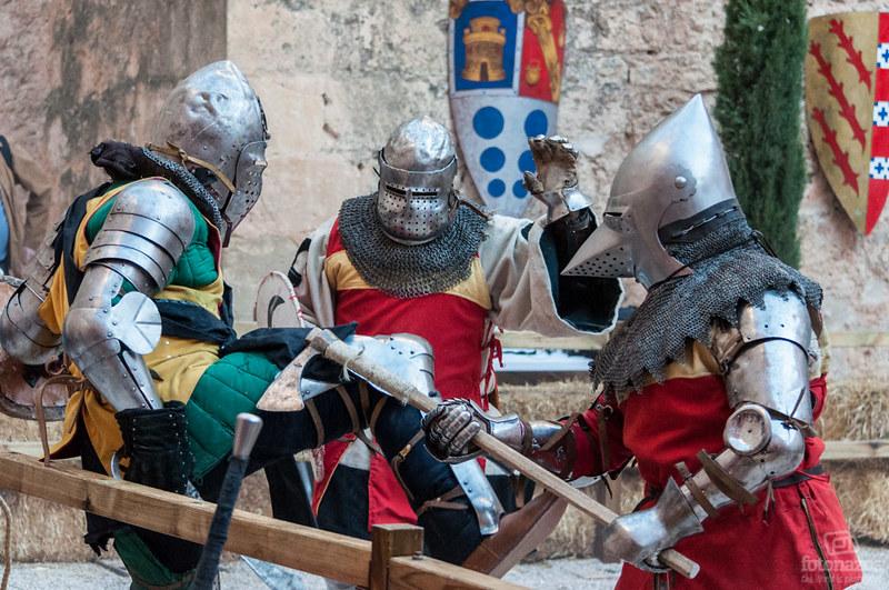 Visita al Castillo de Belmonte