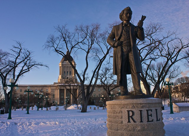 What's Open and Closed on Louis Riel Day 2012
