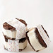 Flourless Chocolate Ice Cream Sandwiches