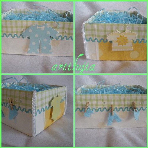 caja baby shower | Flickr - Photo Sharing!