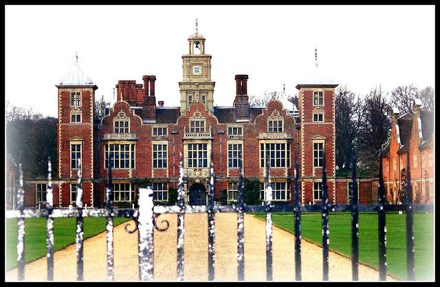 Home Of Anne Boleyn Queen Of England 1998 A Photo On