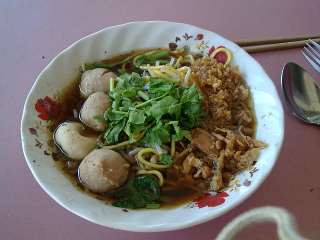Thai] Beef noodles soup | Flickr - Photo Sharing!