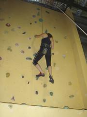 Climbing at Airborne