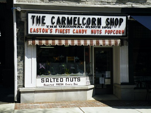 Carmelcorn Shop,  Easton,  PA.
