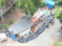 slum,