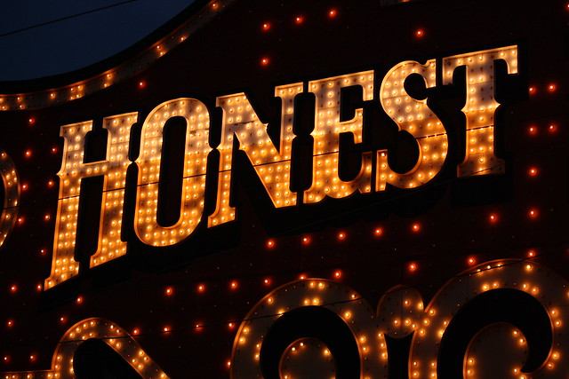 Honest from Flickr via Wylio
