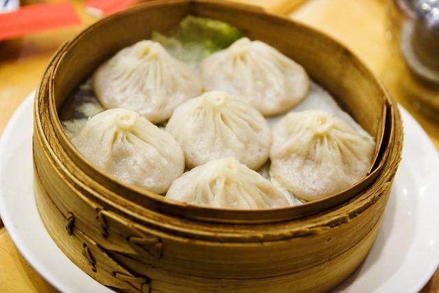 pork soup dumplings   Flickr - Photo Sharing!