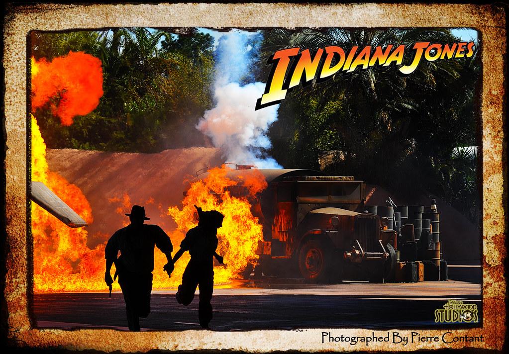 Disney s hollywood studios indiana jones epic stunt spectacular by
