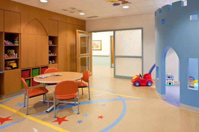Sanford Children S Hospital Playroom Flickr Photo Sharing