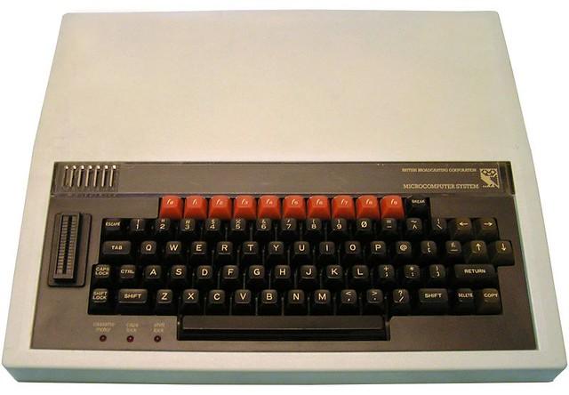 Figure: BBC Micro