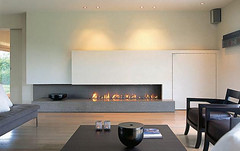 Modern Livingroom Metalfire