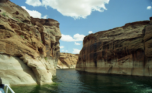 Lake Powell Navajo Canyon
