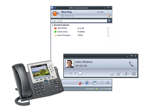 Microsoft Office Communicator