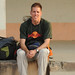 Dan Takes a Rest, Trek to Lake Atitlan, Guatemala