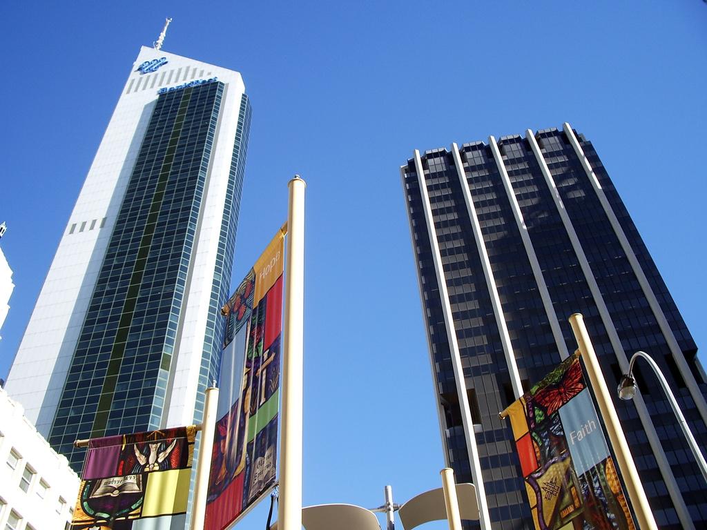Perth cbd australia skyscraperpage forum for 137 st georges terrace perth