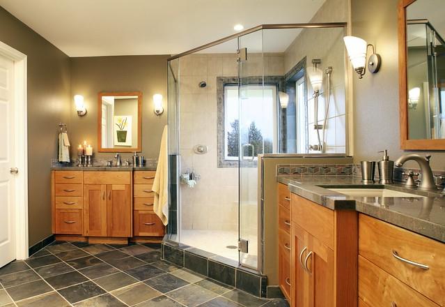 award winning master bathroom 2 flickr photo sharing. Black Bedroom Furniture Sets. Home Design Ideas