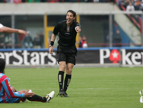 Serie A, De Marco dirige Roma-Catania$