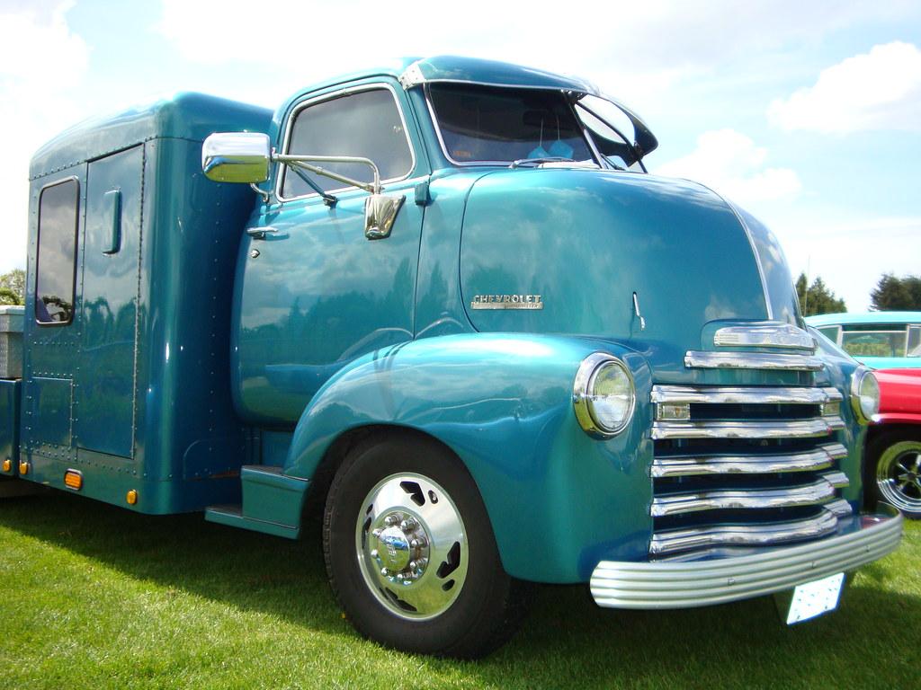 "Chevrolet LoadMaster Cab-Over-Engine (COE) Truck ""Custom"""